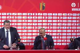 Conférence de presse: Walem et Martinez
