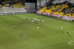 Goal: KSC Lokeren 1 - 1 Roeselare 51', Voet