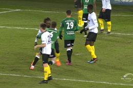 Goal: KSC Lokeren 1 - 3 Roeselare 83', Bassani