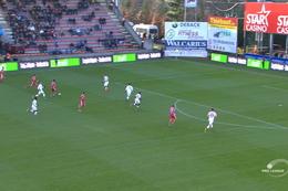 Goal: Moeskroen 1 - 1 Standard 44', Perica