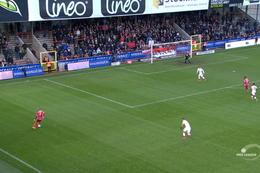Goal: Moeskroen 2 - 1 Standard 81', Perica