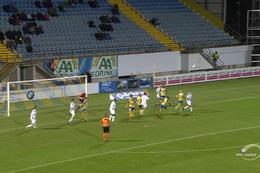 Goal: KVC Westerlo 0 - 2 Union Saint Gilloise 71', Tabekou