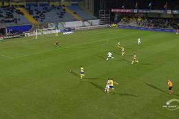 Goal: KVC Westerlo 0 - 3 Union Saint Gilloise 77', Tabekou