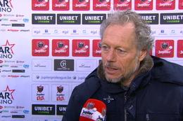 Interview Preud'homme na Moeskroen - Standard