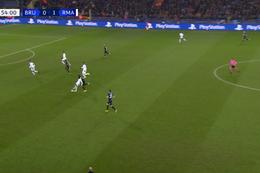 Goal: FC Bruges 1 - 1 Real Madrid 55', Vanaken