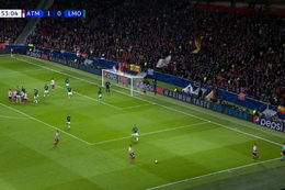 Goal: Atlético Madrid 2 - 0 Lokomotiv Moscou 54', Felipe