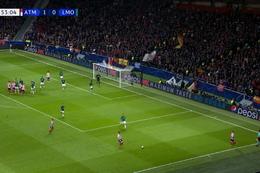 Goal: Atlético Madrid 2 - 0 Lokomotiv Moskva 54', Felipe