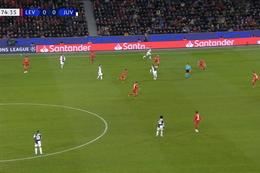 Goal: Bayer Leverkusen 0 - 1 Juventus 75', C. Ronaldo