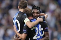 Résumé FC Bruges - Real Madrid