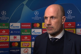 Interview Clement na Club Brugge - Real Madrid