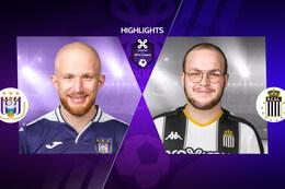 Journée 3: Anderlecht - Charleroi