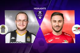 Speeldag 6: Sporting Charleroi - KV Oostende