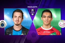 Speeldag 6: Club Brugge - SV Zulte Waregem