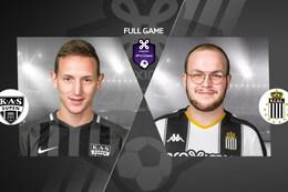 Speeldag 7: Eupen - Sporting Charleroi