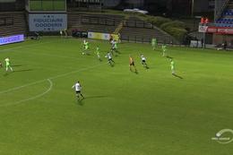 Goal: Roeselare 0 - 1 RE Virton 47', Lapoussin