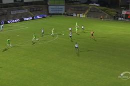 Goal: Roulers 0 - 2 RE Virton 90', Claes