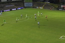 Goal: Roeselare 0 - 2 RE Virton 90', Claes