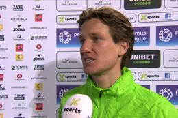 Interviews RE Virton (Roeselare - RE Virton)