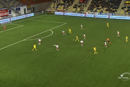 Goal: Saint-Trond 1 - 0 Courtrai 54', Colidio