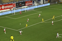 Goal: STVV 2 - 0 KV Kortrijk 65', De Bruyn