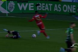 Goal: Cercle Brugge 1 - 0 Royal Antwerp 1', Hoggas
