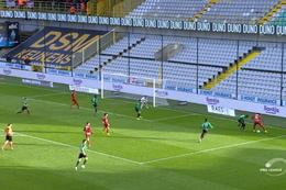 Goal: Cercle Bruges 1 - 2 Royal Antwerp 54', De Sart