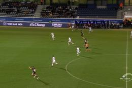 Goal: OH Leuven 1 - 3 KVC Westerlo 90', Janssens