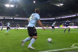 Goal: RSC Anderlecht 1 - 2 Club Brugge 80', Vanaken