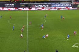 Goal: SV Zulte Waregem 0 - 2 Genk 55', Ito