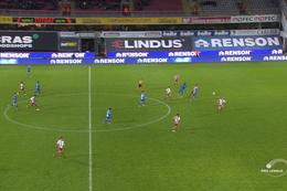 Goal: SV Zulte Waregem 0 - 3 KRC Genk 63', Bongonda