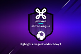 Proximus ePro League Magazine 7