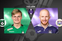 Speeldag 8: Cercle Brugge - RSC Anderlecht