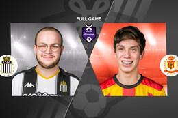 Speeldag 8: Sporting Charleroi - KV Mechelen