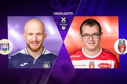 Speeldag 9: RSC Anderlecht - Moeskroen
