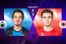 Speeldag 9: Club Brugge - Royal Antwerp