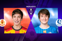 Speeldag 9: KV Mechelen - KAA Gent
