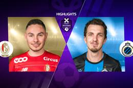 Speeldag 10: Standard - Club Brugge