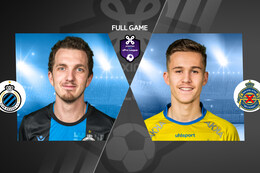 Speeldag 11: Club Brugge - Waasland-Beveren