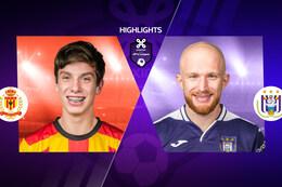 Speeldag 11: KV Mechelen - RSC Anderlecht
