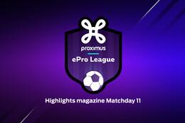 Proximus ePro League Magazine 11