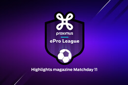 Proximus ePro League Magazine 11
