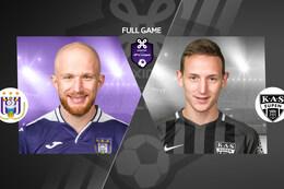 Speeldag 12: RSC Anderlecht - Eupen
