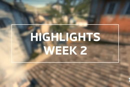 Highlights - Group stage - CS:GO - S02W02