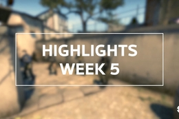 Highlights - Group stage - CS:GO - S02W05