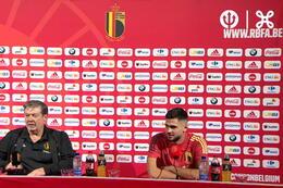 Conférence de presse: Elias Cobbaut