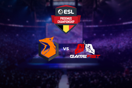 Halve finale: Sector One CS:GO vs Game Fist