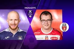 Journée 9: Anderlecht - Mouscron