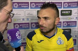 Interviews Union Saint Gilloise (Union Saint Gilloise - KVC Westerlo)