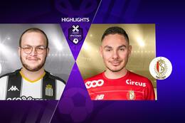 Journée 13: Charleroi - Standard