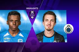 Journée 13: Genk - FC Bruges